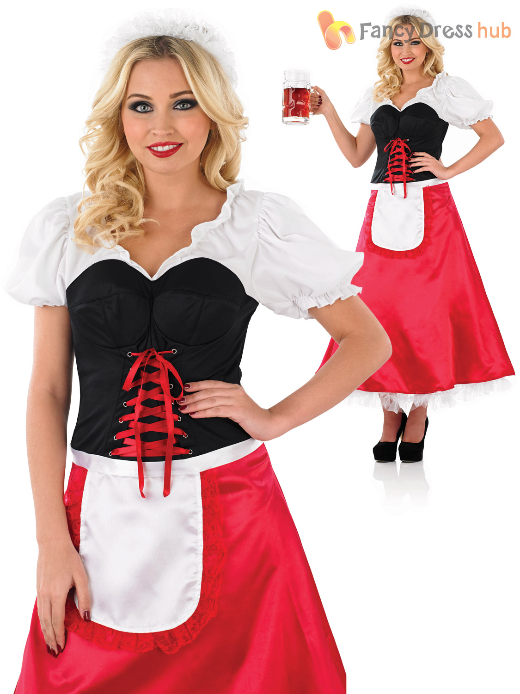 oktoberfest womens costumes uk