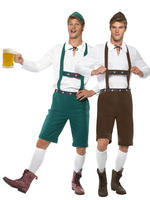 Men's Oktoberfest Beer Festival Costume