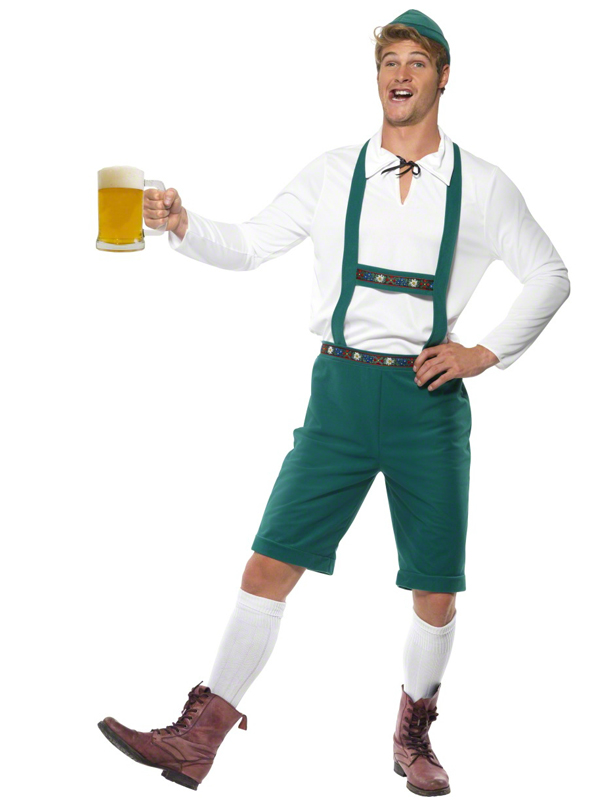 Mens-Oktoberfest-German-Lederhosen-Beer-Man-Octoberfest-Fancy-Dress-Costume