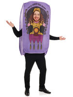 Palm Reader Booth Fancy Dress Costume Mens Ladies Funny Fairground Circus Stag