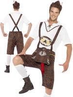 Men's Brad Wurst Costume