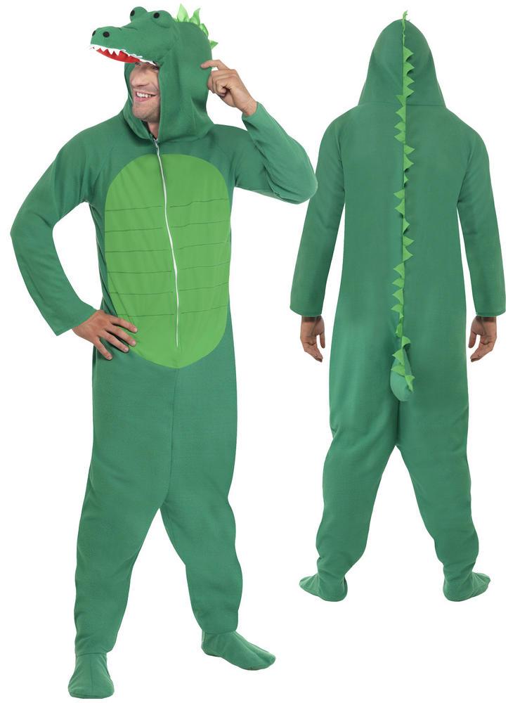 Adults Crocodile Costume