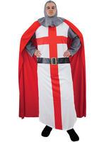 Men's St George Knight Costume
