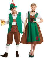 Adults Traditional Bavarian Costume