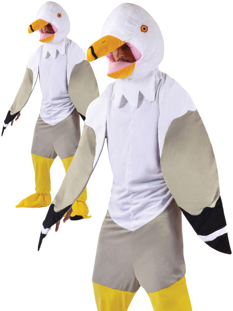 Adults Seagul Costume