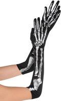 Ladies Skeleton Gloves