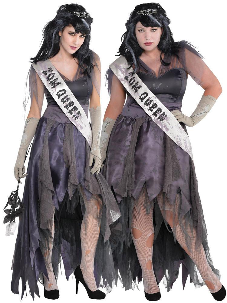 Ladies Homecoming Corpse Costume