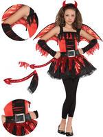Girl's Teen Daredevil Costume