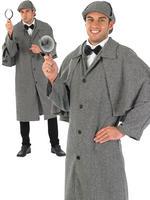 Men's Victorian Detective Costume