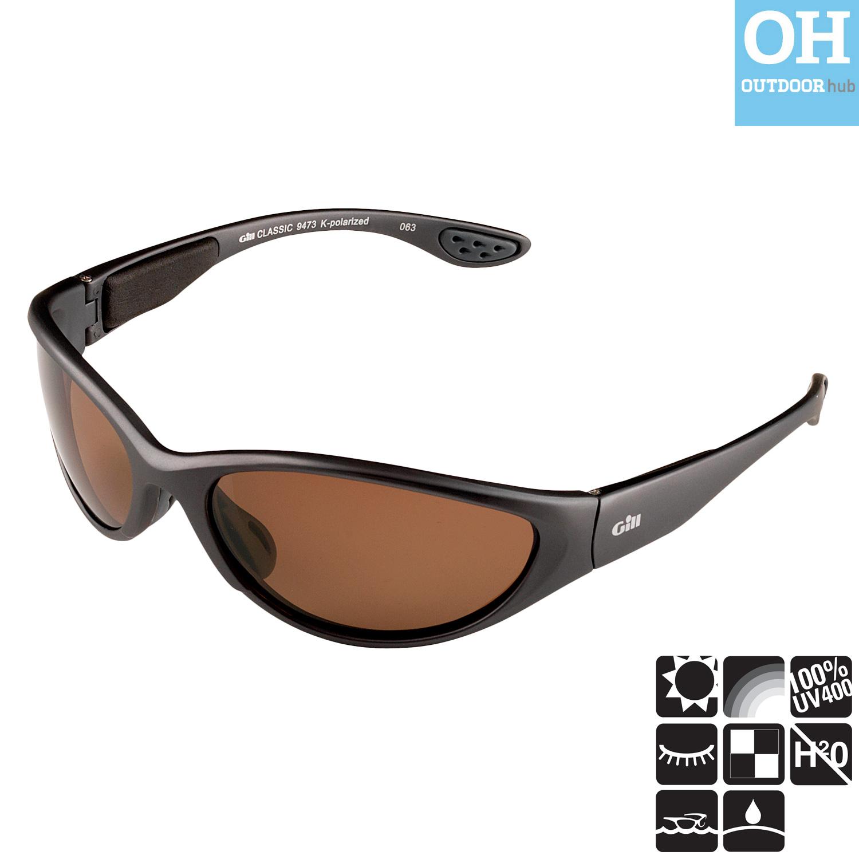 Gill Classic Floating Sunglasses Black nLwvDQwc4e
