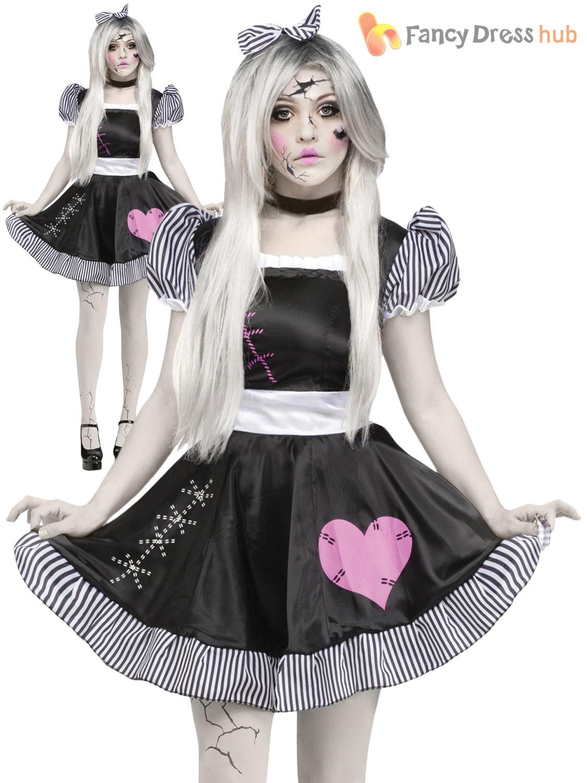 Костюмы на хэллоуин своими руками для кукол