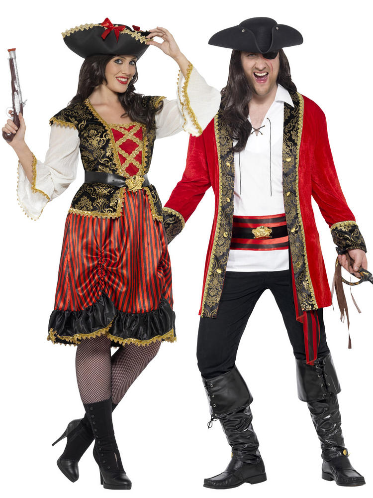 Adult's Plus Size Pirate Costume
