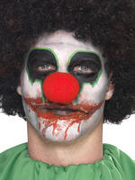 Deadly Clown Make-Up Kit, with Transfer Tattoo