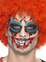 Twisted Clown Make-Up Kit, with Tattoo Transfers