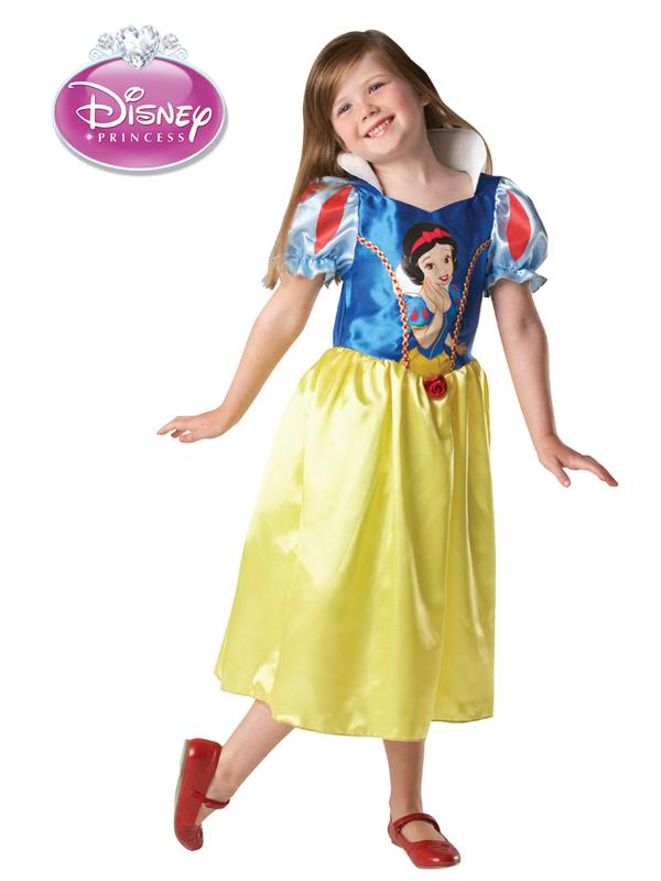 40191e4eb74 Girls Disney Princess Costume Cinderella Belle Snow White Book Week Fancy  Dress