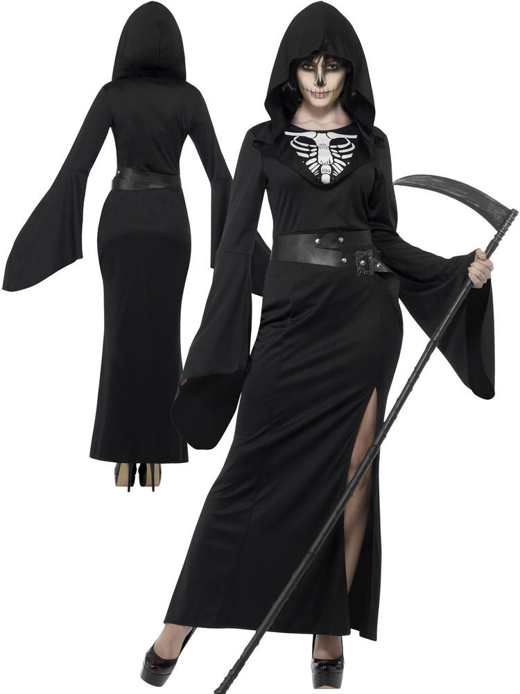Ladies Lady Reaper Costume