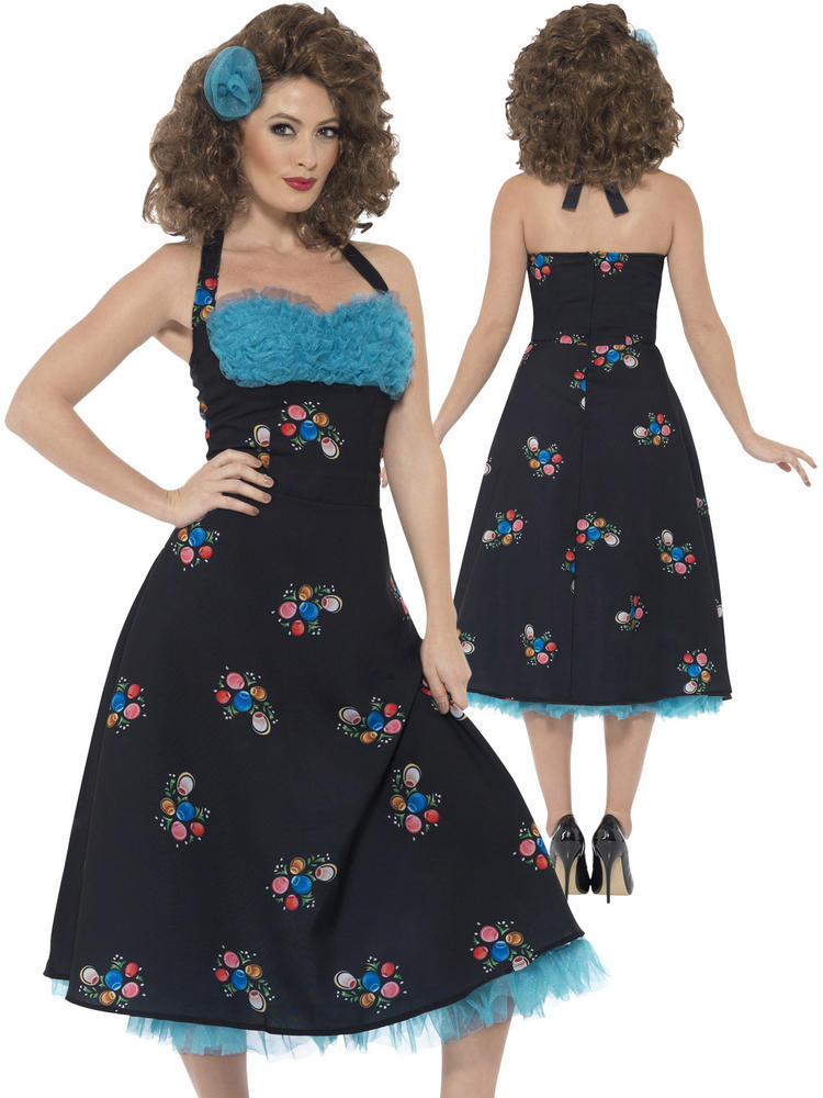 Ladies Grease Cha Cha Digregorio Costume