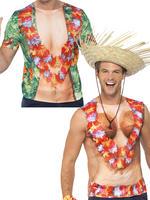 Adults Hawaiian Vest