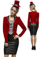 Ladies Fever Vampiress Costume