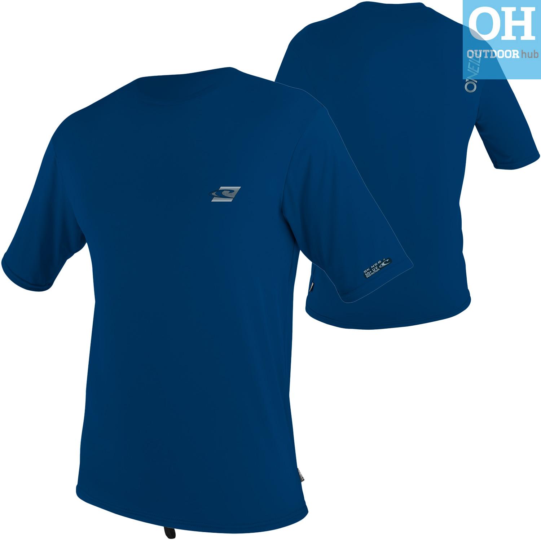O 39 neill mens rash tee short sleeve t shirt surf guard vest for What is a rash shirt