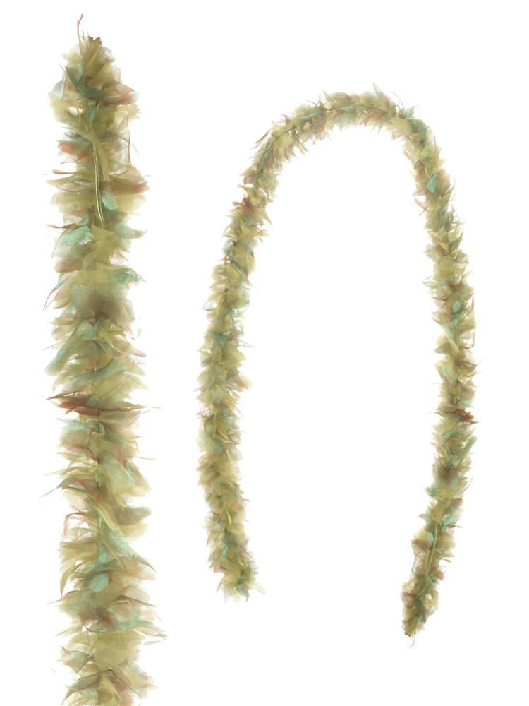 Seaweed Mermaid Boa