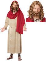 Men's Jesus Costume + Wig