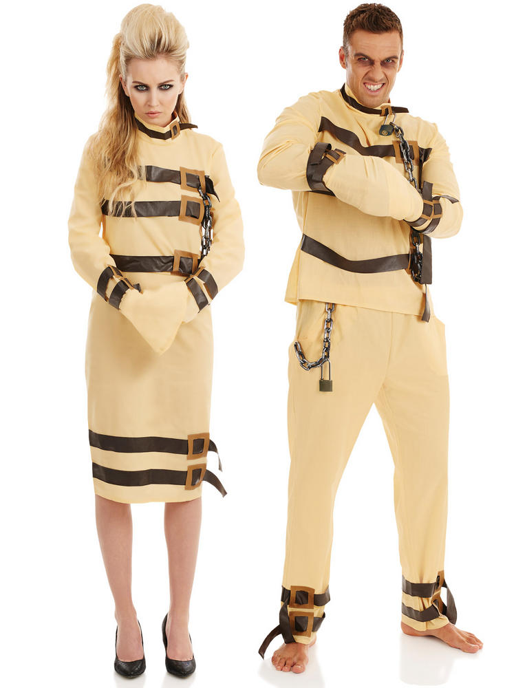 Adults Escape Artist Costume