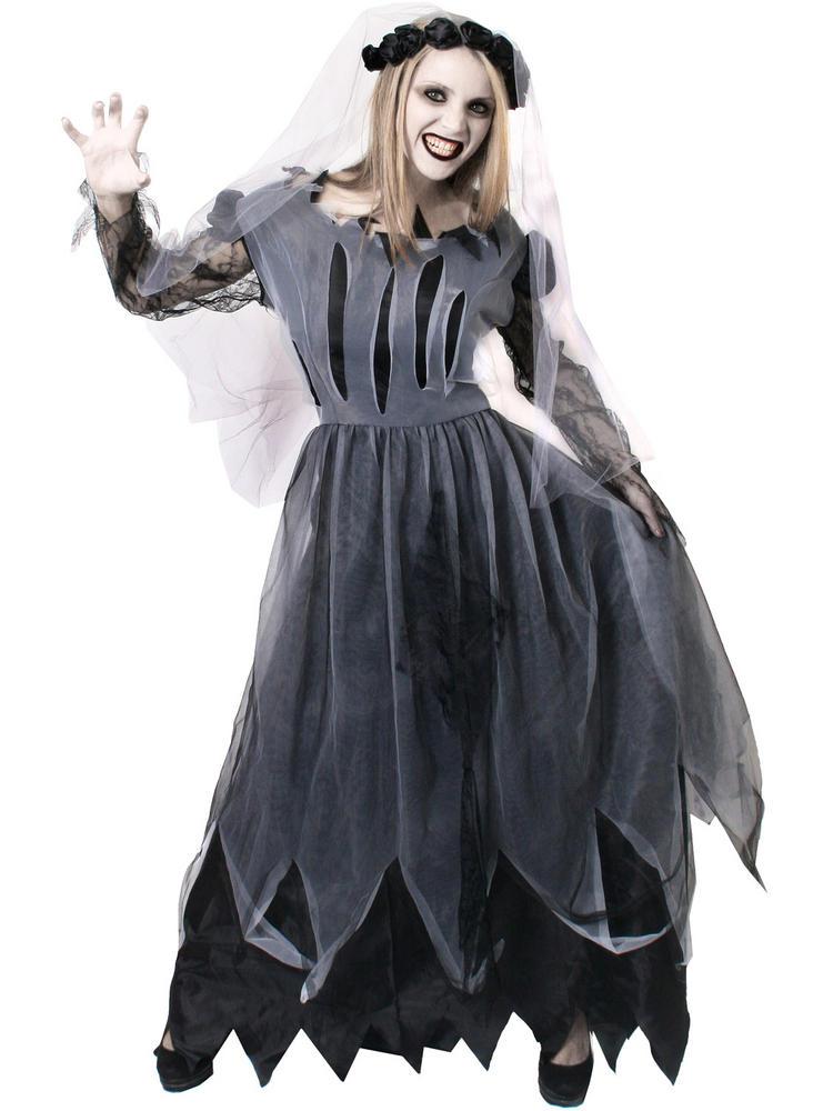 Ladies Corpse Bride Costume