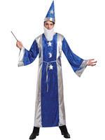 Men's Magicians Robe & Hat