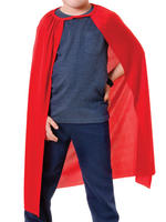 Child's Red Superhero Cape