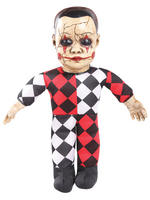 Hellequin Haunted Doll