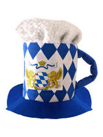 Adults Oktoberfest Beer Hat