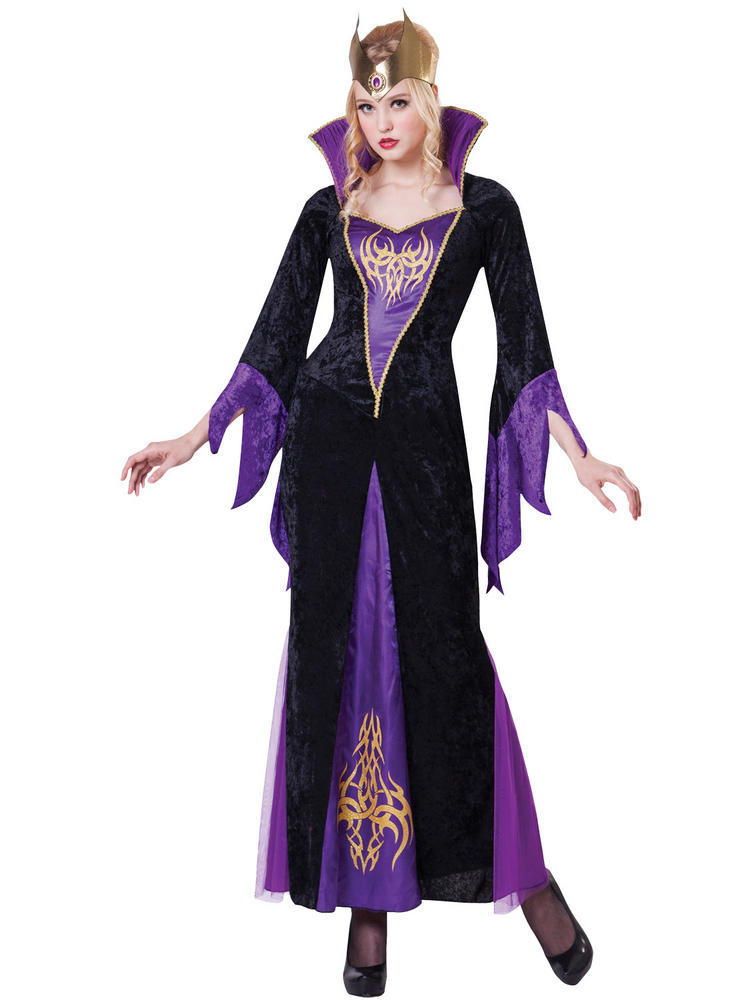 Ladies Sorceress Costume