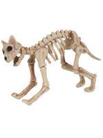 Skeleton Cat Prop