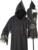 Boys Deluxe Grim Reaper Costume