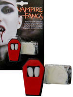 Vampire Fangs & Putty