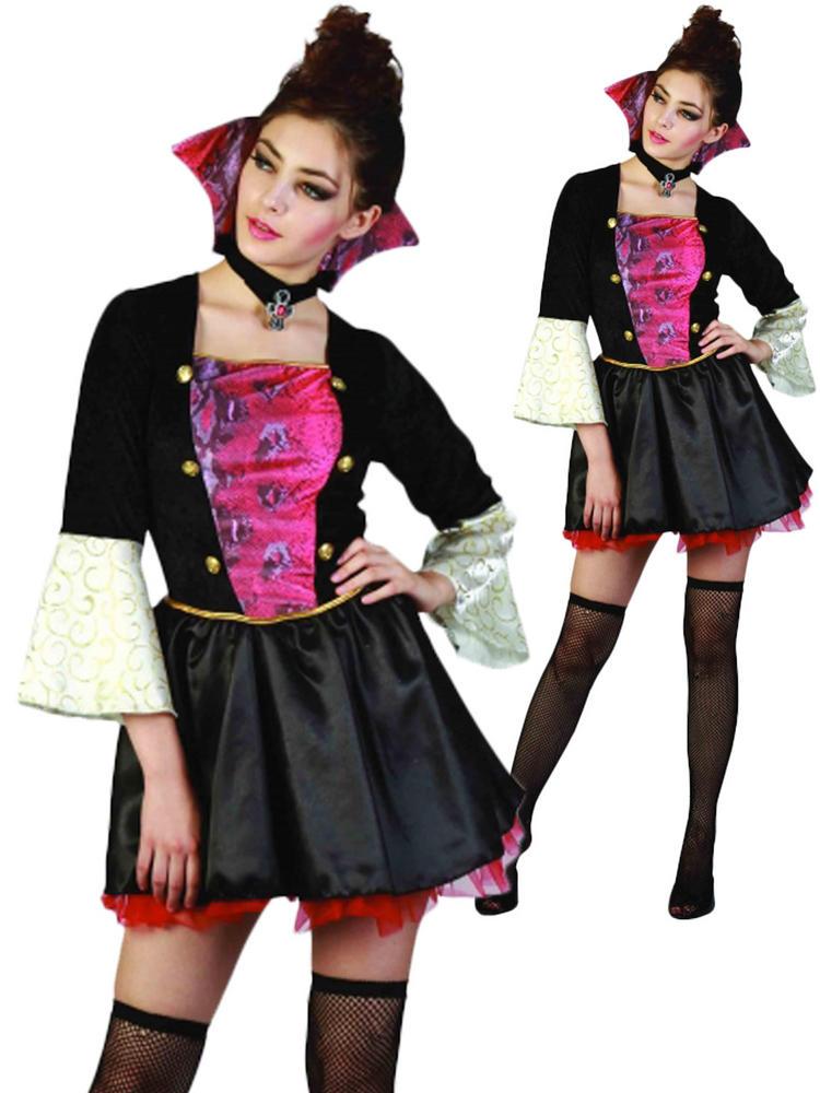 Ladies Vampire Costume