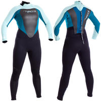 Typhoon Vortex Ladies 5mm Wetsuit - Spruce