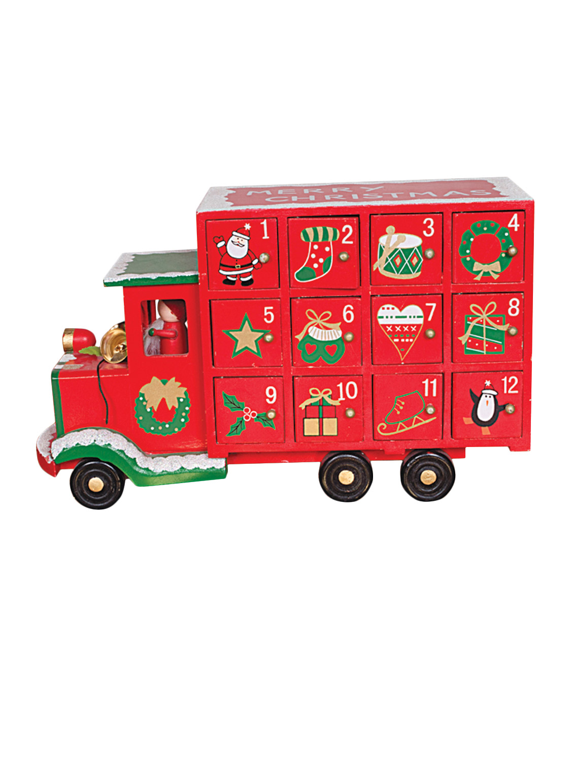 ... & Occasions > Christmas Decorations & Trees > Advent Calendars