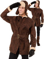 Men's WW1 Pilot Costume
