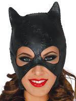 Ladies Catwoman Mask
