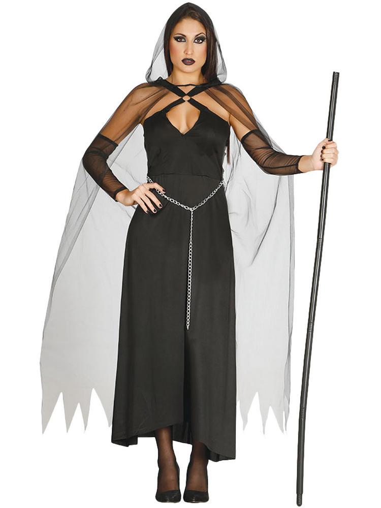 Ladies Grim Reaper Costume