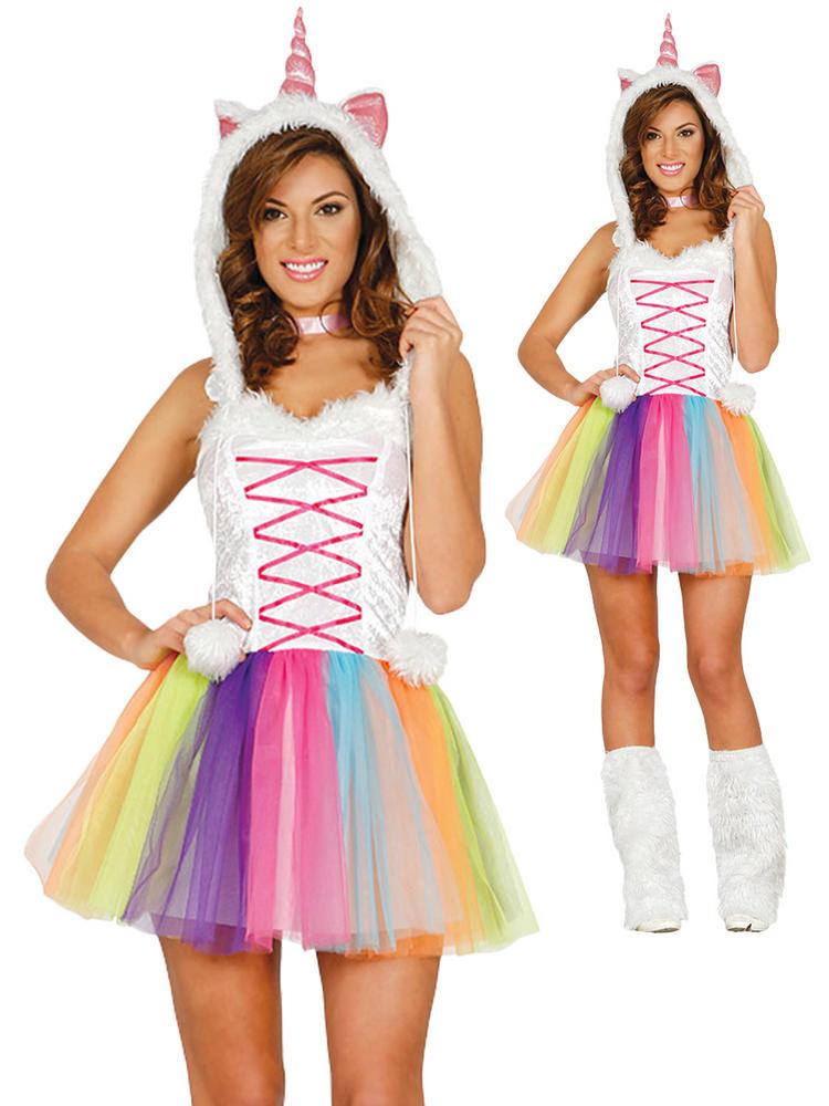 Ladies Unicorn Costume