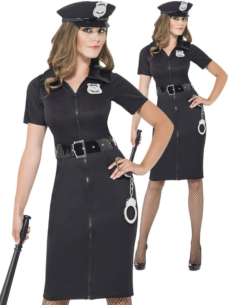 Ladies Constable Cutie Costume