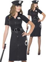 Ladies Constable Cutie Costume