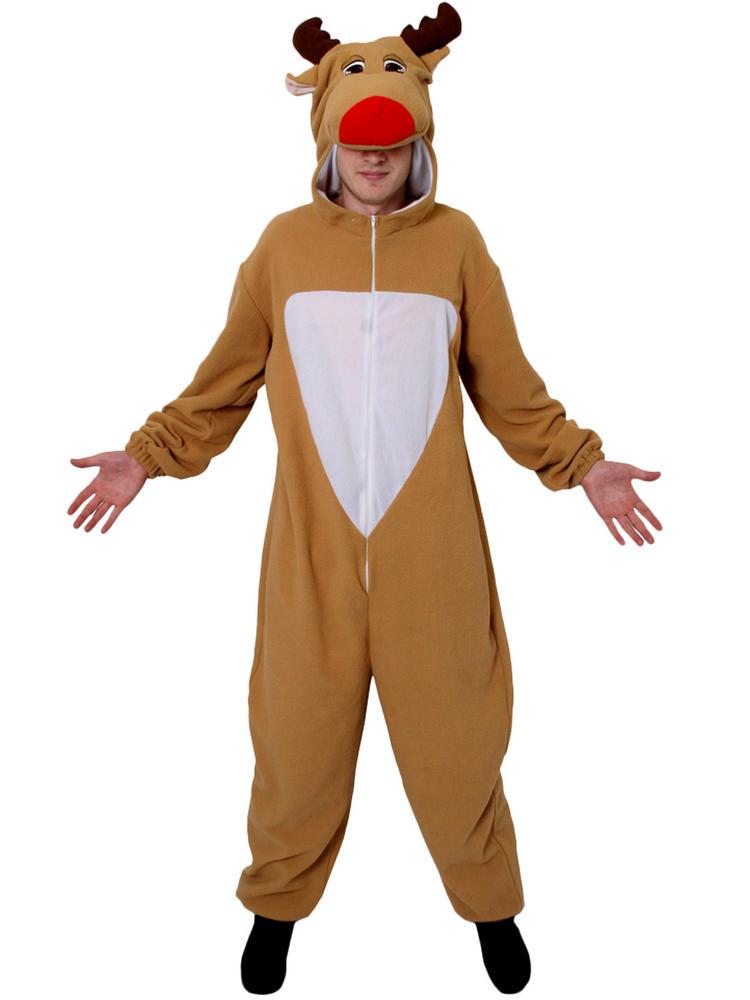 Adults Christmas Reindeer Costume