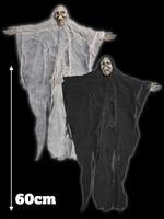 Hanging Ghoul Skeleton Prop