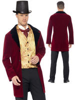 Men's Deluxe Edwardian Gent Costume