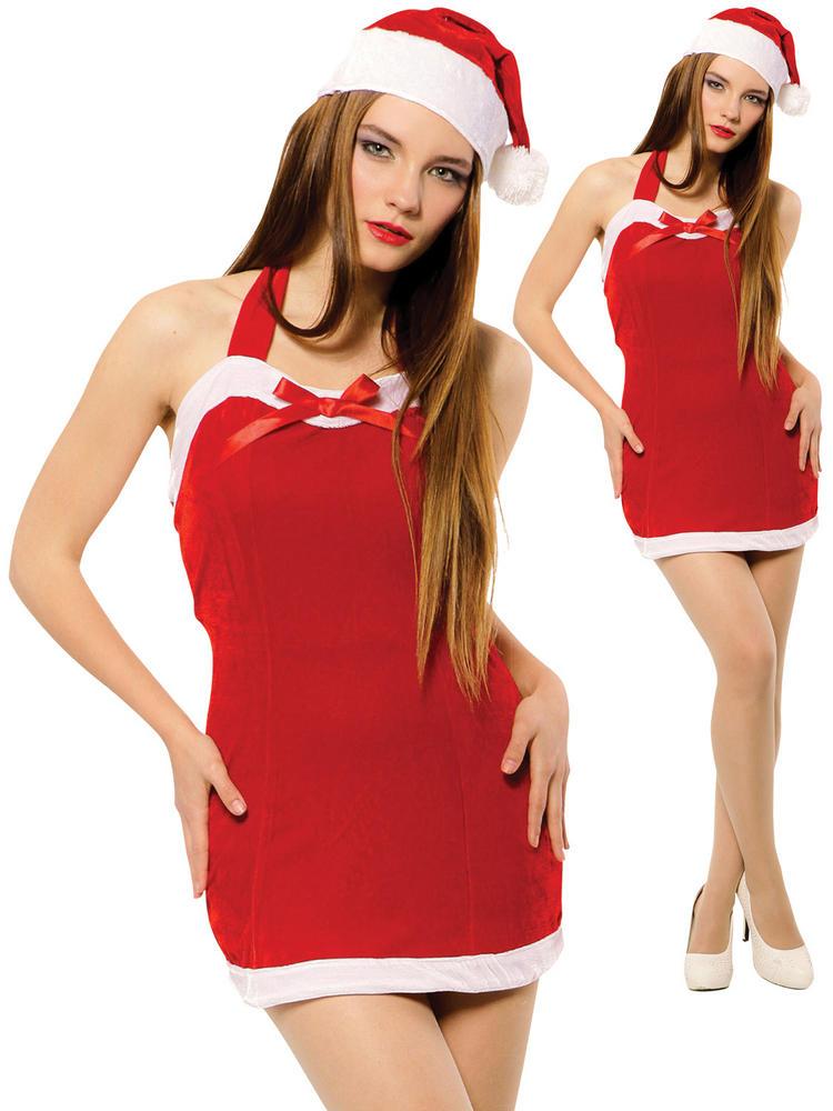 Ladies Christmas Sweetie Costume