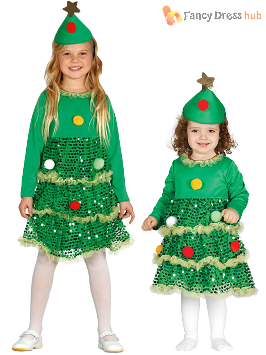 Christmas tree dress up images - The Incredible Christmas Tree Dress Up With Regard To Cur